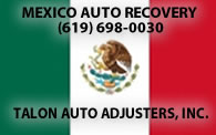 Mexico repossession company
